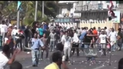 2013-07-27 美國之音視頻新聞: 埃及抗議事件中死亡人數上升