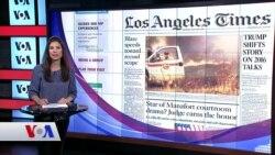 6 Ağustos Amerikan Basınından Özetler
