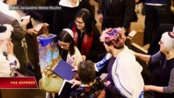 Nữ thầy đạo Do thái gốc Hoa đầu tiên tại Mỹ