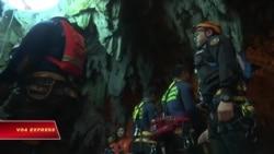 Một thợ lặn tử vong trong vụ giải cứu ở hang động Thái Lan