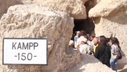 Egypt Announces Discovery of Two Ancient Tombs in Luxor