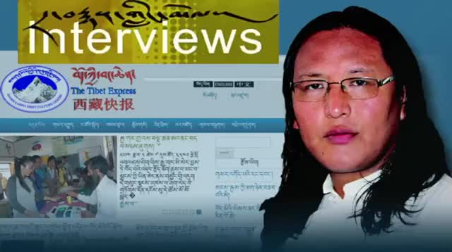 Serta Tsultrim, Founder and Editor, Bod Kyi Bangchen