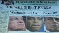 2013-10-09 美國之音視頻新聞: 外國如何看待美國聯邦政府局部關閉