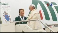 Đức Giáo Hoàng đến thăm Thổ Nhĩ Kỳ