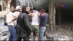 Tòa Bạch Ốc yêu cầu Quốc hội cấp tiền cho phe nổi dậy Syria