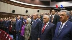 Erdoğan AKP Genel Başkanı Oldu