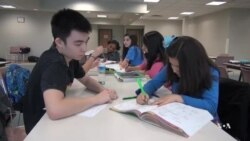 High School Students Offer Free Tutoring to Children in Need