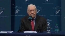 Джимми Картер: Я думал, что мне осталось всего несколько недель