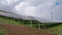 Toroslar'ın Zirvesinde Güneş Enerjisiyle Elektrik Üretiyorlar