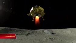 TQ đáp tàu thăm dò xuống phần tối của Mặt Trăng