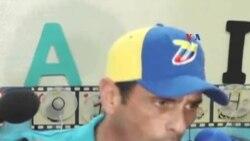 Oposición venezolana presiona por el revocatorio