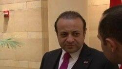 Egemen Bağış: 'Başbakan Erdoğan'ın Washington Ziyareti Dönüm Noktası Olacak'