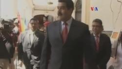 Maduro arremete contra presidente de Polar