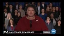 Etat de l'Union: réponse de la démocrate Stacey Abrams