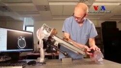 Beyindeki Pıhtılara Çözüm Robot İğne