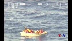 吉里巴斯繼續搜救80多名落水乘客