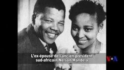 Décès de Winnie Mandela en Afrique du Sud (vidéo)