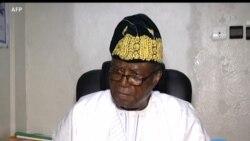 Nicephore Soglo commente le départ de Boni Yayi