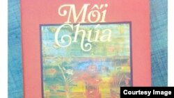 """Bìa sách """"Mối Chúa"""" bị cấm phát hành ở Việt Nam (ảnh chụp màn hình Dantri.com.vn)"""