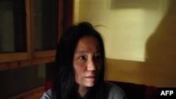 Лу Цин, супруга художника и правозащитника Ай Вэйвэя