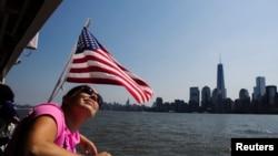 """美國國家經濟研究局的調查報告顯示,紐約為美國大都會城市,卻被被評為美國""""最不幸福城市""""之首。"""
