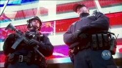 Підготовка заходів безпеки: як у Нью-Йорку готуються до святкування Нового року. Відео