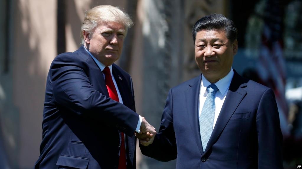 Image result for си цзиньпин трамп