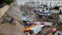 颶風漢娜不留情 重擊美國德州新冠病毒疫情重創地區