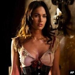 Megan Fox in Warner Bros. Pictures' 'Jonah Hex