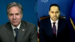 Chefe da diplomacia americana analisa desafios das redes sociais com antigo participante cabo-verdiano do programa Yali - 6:00