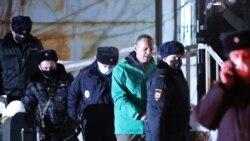 ရုရွားအတုိက္အခံ Navalny ကို ေမာ္စကိုမွာ ရက္ (၃၀) ခ်ဳပ္ထားမည္