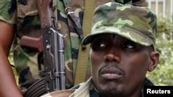 Le général rebelle Sultani Makenga et environ 1500 de ses hommes sont actuellement détenus en Ouganda où ils se sont rendus début novembre 2013