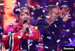 نتا بارزیلای برنده مسابقات آواز «یورو ویژن»