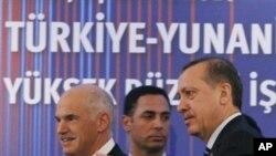Από προηγούμενη συνάντηση των κυρίων Παπανδρέου και Ερντογάν