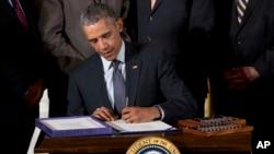 Barack Obama, predsjednik SAD