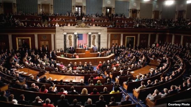 Quốc hội Hoa Kỳ thông qua 'Đạo luật Nhân quyền Magnitsky Toàn cầu' ngày 8-12-2016.