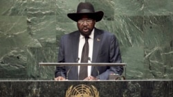 Excerpts from President Salva Kiir's Sept. 27, 2014 speech to the U.N. General Assembly.