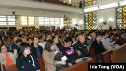 和平佔中秘書處舉行第二次公眾商討日,有200多人參加