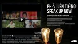 Chiến dịch 'Phải Lên Tiếng' ủng hộ các thanh niên Công giáo bị bắt ở VN