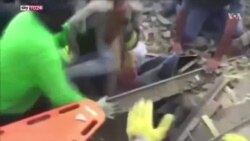Động đất tại Ý: Giải cứu bé gái 10 tuổi sau 15 giờ bị chôn vùi
