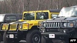 General Motors: Hummer'ın Sonu Geldi