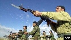 Курдські повстанці