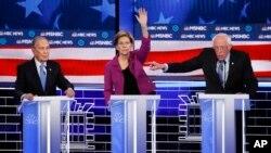 """Primaires démocrates: débat """"chaotique"""" en Caroline du Sud"""