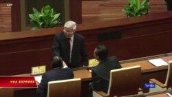 Ông Trọng được giới thiệu làm Chủ tịch nước