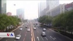 چین ئاگاهی لە بارەی پیس بوونی هەوا ڕادەگەیەنێت