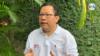 Miguel Mora, director del medio de comunicación nicaragüense 100% Noticias, en fotografía de archivo.
