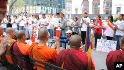 ชมวีดิโอ รายงานพิเศษ เก็บตกสีสันเวทีการชุมนุมในพื้นที่สาธารณะที่มักจะควบคู่ไปกับการประชุมใหญ่สมัชชาสหประชาชาติ ที่นครนิวยอร์ก