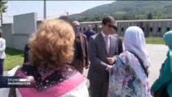 Ambasador Nelson posjetio Srebrenicu