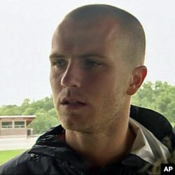 US midfielder Michael Bradley, 17 Jun 2010