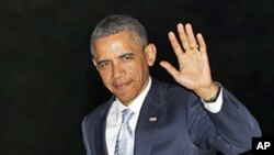 President Barack Obama, May 11, 2011